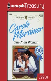 One-man woman cover image