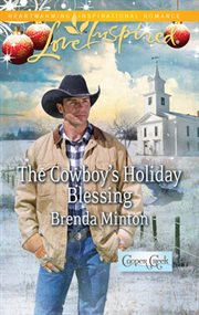 The cowboy's holiday blessing cover image