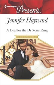 A deal for the Di Sione ring cover image