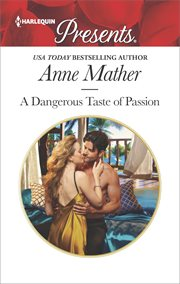 A dangerous taste of passion cover image