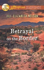 Betrayal on the border cover image