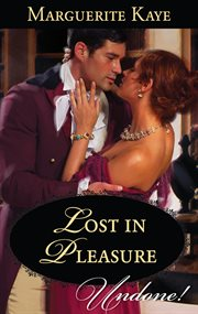 Lost in pleasure cover image