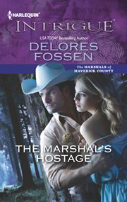 The marshal's hostage cover image