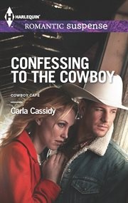 Confessing to the cowboy cover image