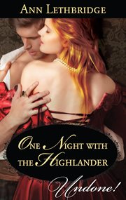 One night with the Highlander cover image