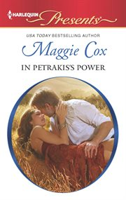 In Petrakis's power cover image