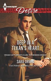 Deep in a Texan's heart cover image