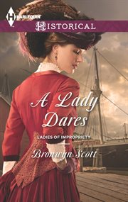 A lady dares cover image