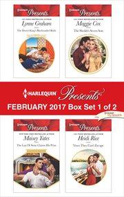 Harlequin Presents February 2017