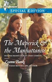 The maverick & the manhattanite cover image