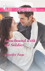 Snowbound with the soldier cover image