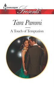 A touch of temptation cover image