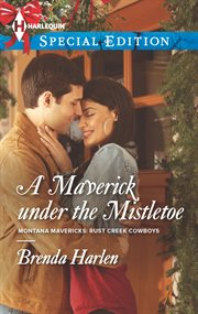 A maverick under the mistletoe cover image