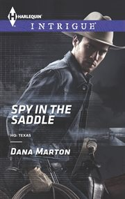 Spy in the saddle cover image
