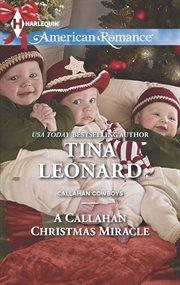 A Callahan Christmas miracle cover image
