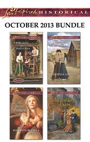 Love Inspired Historical October 2013 Bundle