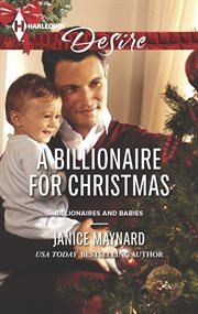 A billionaire for Christmas cover image