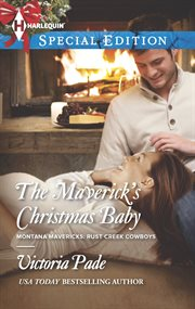 The Maverick's Christmas baby cover image