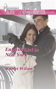 English girl in New York cover image