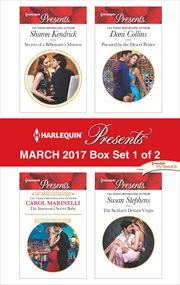 Harlequin Presents March 2017