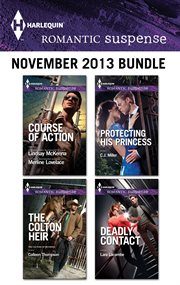 Harlequin Romantic Suspense