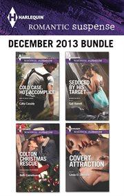 Harlequin Romantic Suspense December 2013 Bundle