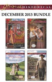 Love Inspired Historical December 2013 Bundle
