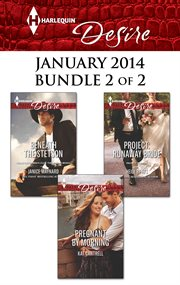 Harlequin desire January 2014. Bundle 2 of 2 cover image