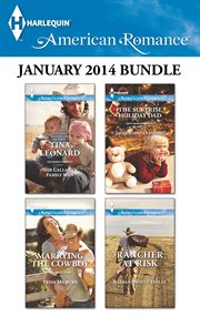 Harlequin American romance January 2014 bundle cover image