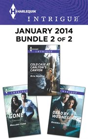 Harlequin intrigue January 2014. Bundle 2 of 2 cover image