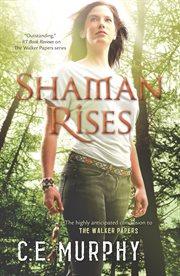 Shaman rises cover image