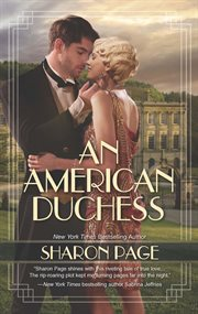 An American duchess cover image