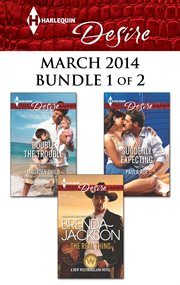 Harlequin Desire March 2014. Bundle 1 of 2 cover image