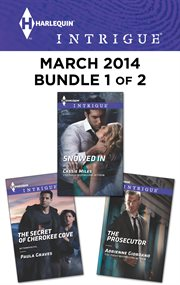 Harlequin Intrigue March 2014. Bundle 1 of 2 cover image