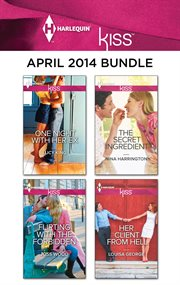 Harlequin Kiss April 2014 Bundle
