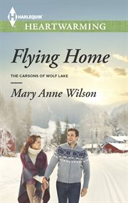 Flying home cover image