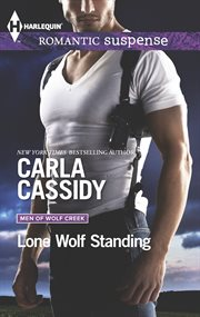 Lone wolf standing cover image
