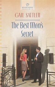 The best man's secret cover image