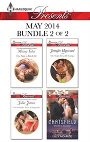 Harlequin presents. bundle 2 of 2, May 2014 cover image