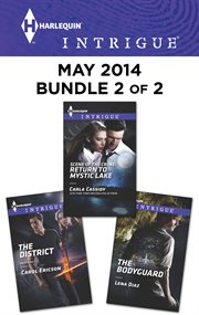 Harlequin Intrigue May 2014 - Bundle 2 of 2
