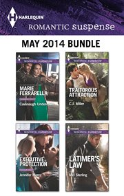 Harlequin romantic suspense. May 2014 bundle cover image