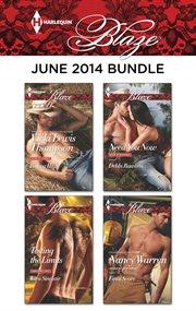 Harlequin Blaze June 2014 Bundle