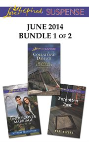 Love inspired suspense June 2014. Bundle 1 of 2 cover image