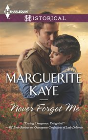 Never forget me cover image