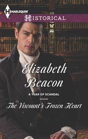 The viscount's frozen heart cover image