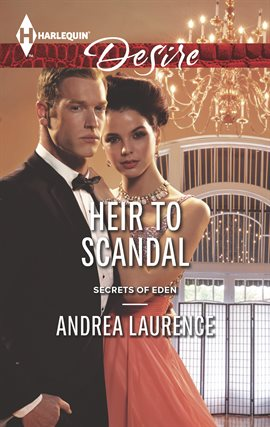 Cover image for Heir to Scandal