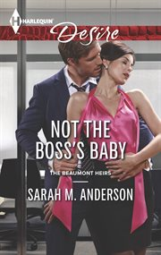 Not the boss's baby cover image