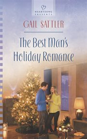 Best man's holiday romance cover image
