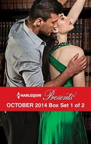 Harlequin Presents October 2014