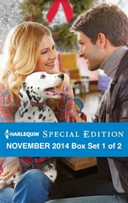 Harlequin Special Edition November 2014. Box Set 1 of 2 cover image